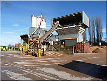 SO9988 : Tarmac's mortar plant - Oldbury by Richard Law