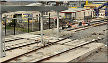 J3271 : New train maintenance depot, Belfast (37) by Albert Bridge