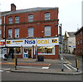 SS6593 : Nisa Local, High Street, Swansea by Jaggery