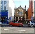 SS6593 : Grade II listed Unitarian Church, Swansea by Jaggery