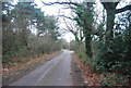 TR1958 : Swanton Lane by N Chadwick