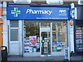 TQ2184 : Dubison Pharmacy, 168 Church Road, NW10 by Mike Quinn