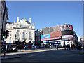 TQ2980 : Piccadilly Circus, London W1 by Christine Matthews
