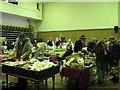 SH5738 : Marchnad Cynnyrch Lleol - Porthmadog - Local Produce Market by Alan Fryer