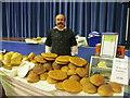 SH5738 : Pobydd Cyrdig - Kurdish baker by Alan Fryer