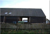 TR2063 : Old Barn, Chislet Business Park by N Chadwick