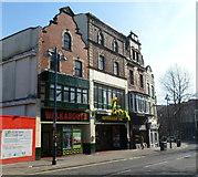 SS6593 : Walkabout Inn, Swansea by Jaggery