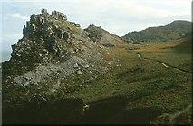 SS7049 : Valley of the Rocks by Derek Harper