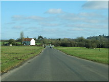 ST7483 : Horton Road crossing Sodbury Common by Ruth Riddle