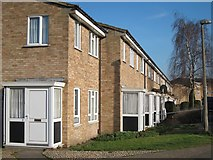 TQ7868 : Tangmere Close by Oast House Archive