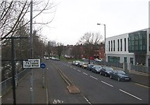 J3472 : Stranmillis Embankment from the Ormeau Road by Eric Jones