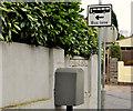 J3774 : Drop box, Belfast by Albert Bridge