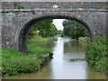 SJ6760 : Eardswick Hall Bridge near Church Minshull, Cheshire by Roger  Kidd