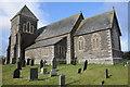 SX0684 : Delabole church by Philip Halling