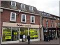 SO9570 : Bromsgrove High Street   Bonmarche & Coffee 2 by Roy Hughes