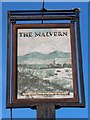 TQ8211 : The Malvern sign by Oast House Archive