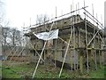 SE7362 : Eastern side of Howsham Mill by Christine Johnstone