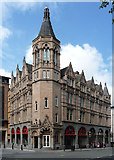 SJ3490 : Former Pearl Assurance Building, St John's Lane, Liverpool by Stephen Richards