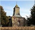SJ4360 : St Mary's Church, Bruera by Jeff Buck