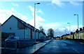 NS3473 : Parkhill Avenue by Thomas Nugent