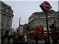 TQ2981 : Oxford Circus, Westminster by Steven Haslington