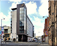 J3373 : The Fitzwilliam Hotel, Belfast by Albert Bridge