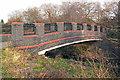 SP0682 : Bridge over the River Rea, Birmingham by Phil Champion