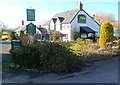 SO4502 : The Star Inn, Llanfihangel Tor-y-Mynydd by Jaggery