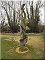 SO7204 : Sculpture/Signpost by David Dixon