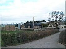 J2533 : Farm on the Castlewellan Road by Eric Jones