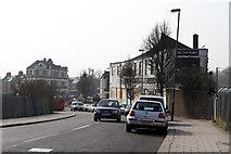 TQ2182 : Old Oak Common Lane by Martin Addison