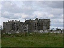 SN0403 : Carew Castle by frank cokayne