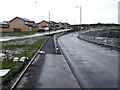 NS3472 : Taransay Way and Kilmacolm Road by Thomas Nugent