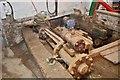 SJ9752 : Small Steam Engine by Ashley Dace