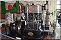 SD9311 : Ellenroad Mill Engine - Steam Generator by Ashley Dace