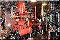 SD9311 : Ellenroad Mill Engine - Mill Fire Pump by Ashley Dace