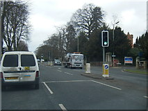 SP4539 : Oxford Road at Hightown Road by Colin Pyle