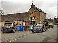 ST7495 : North Nibley Post Office by David Dixon