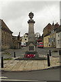 ST7593 : Wotton under Edge War Memorial, by David Dixon