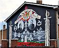 J3775 : Sydenham war memorial, Belfast (1) by Albert Bridge