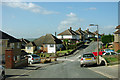 TQ5771 : Coombfield Drive by Robin Webster