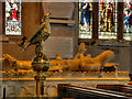 ST6899 : Alabaster Tomb, St Mary's Church by David Dixon