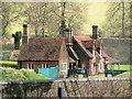 SP9908 : The Lodge, Berkhamsted Castle by Chris Reynolds