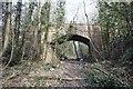 SU5174 : Looking back at the bridge by Bill Nicholls