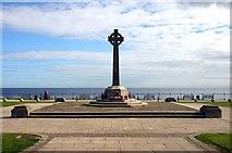 NZ4349 : Seaham War Memorial by Steve Daniels