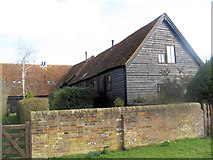 SP9013 : One of the converted barns at Wilstone Great Farm by Chris Reynolds