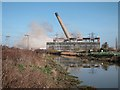 TR3362 : Demolition of Richborough Towers 8 by Oast House Archive