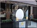 TQ2880 : Egg 64 in The Fabergé Big Egg Hunt by PAUL FARMER