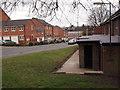 SK5642 : Nottingham - Ex Sara Lee/Courtaulds Factory Site by David Hallam-Jones