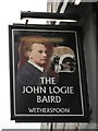 TQ8109 : The John Logie Baird sign by Oast House Archive